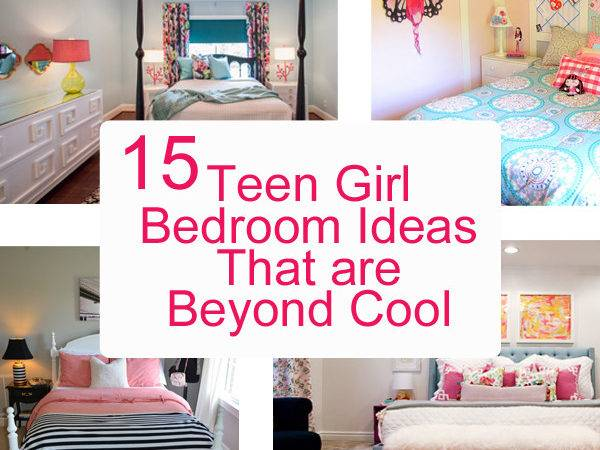 Teen Girl Bedroom Ideas Cool Diy Room
