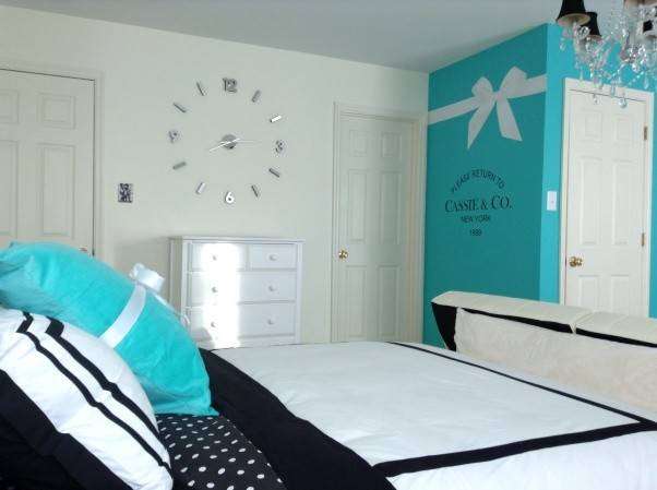 Teen Tiffany Inspired Room Girls Designs