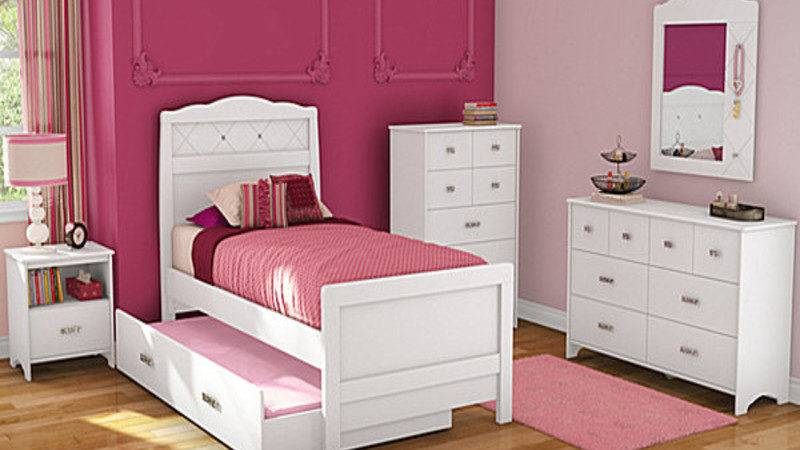 Teenage Girl Bedroom Furniture Ideas