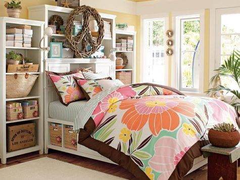 Teenage Girls Rooms Inspiration Design Ideas
