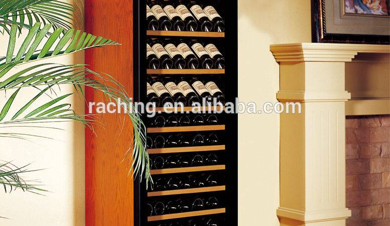 Temperature Humidity Controlled Wine Cabinet