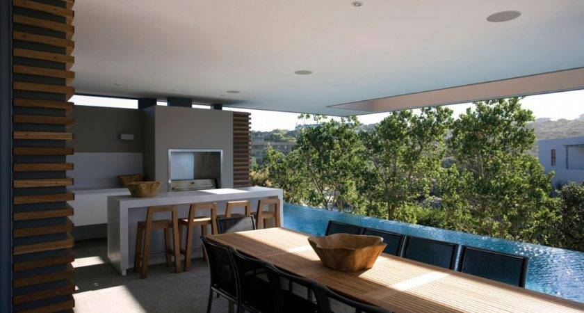Terrace Design Which Defines Amazing Modern Home