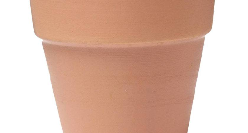 Terracotta Pot Clay Ceramic Pottery Planter Flower Pots