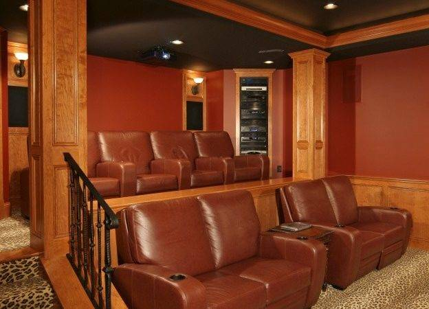 Theater Room Ideas Pinterest Rooms Home
