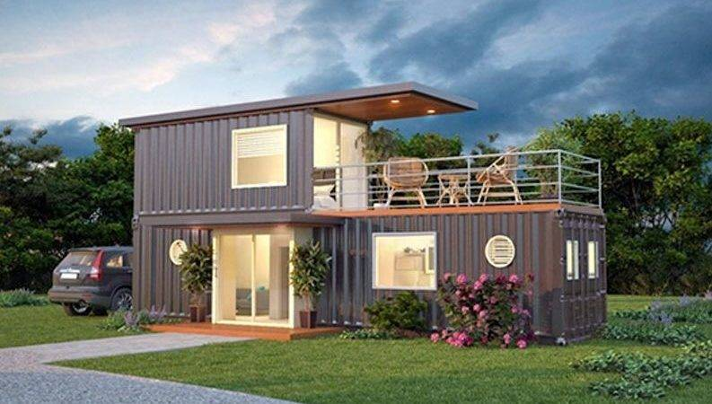 These Stylish Cargo Container Homes Becoming Hot