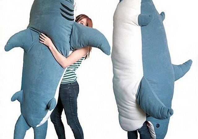 These Unusual Pillows Make Sleeping Even More Fun