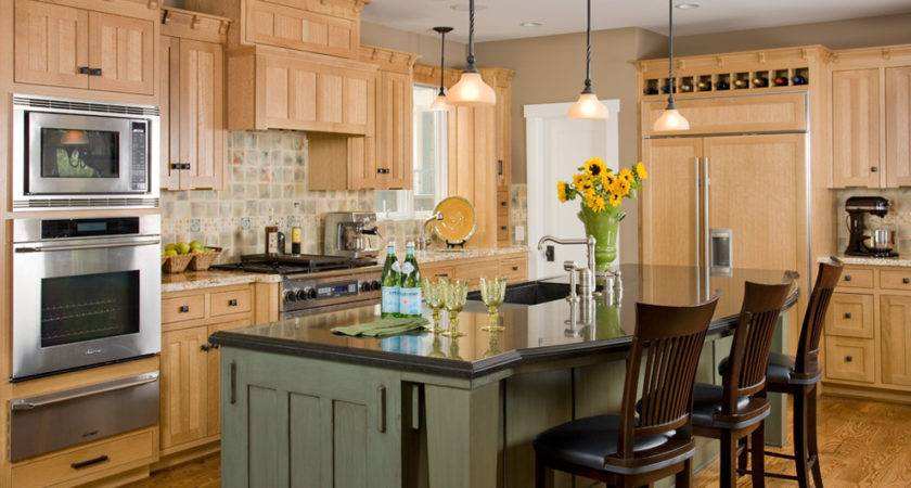 Thomasville Cabinets Kitchen Traditional Antique