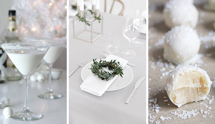 Throw All White Party These Ideas Food