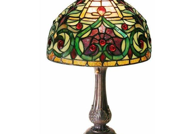 Tiffany Style Decorative Table Lamp Overstock