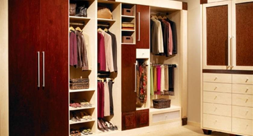 Timeless Modern Home Interior Furniture Design Closet