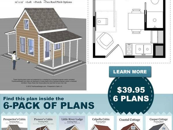 Tiny House Plans Sips Sip Supply Blog