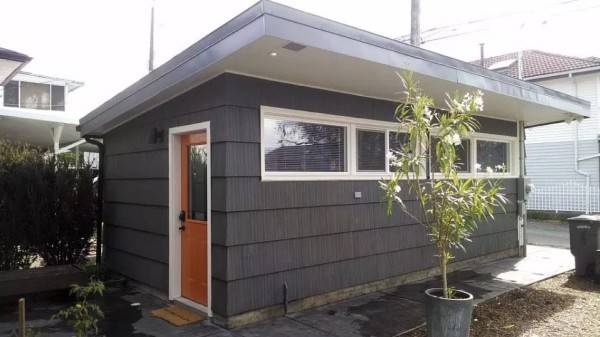 Tiny House Talk Garage Converted Into
