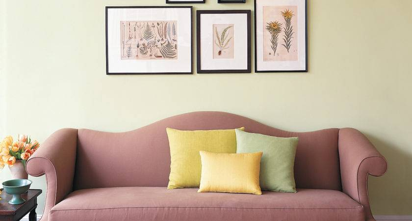 Tips Arranging Wall Home Decor