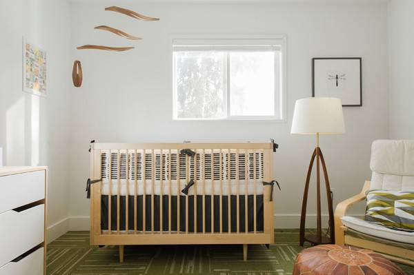 Tips Creating Happy Modern Nursery