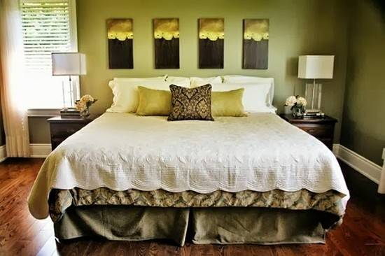 Tips Decorate Bedroom Without Headboard Its