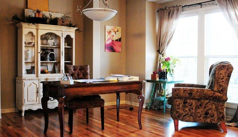 Tips Incorporating Home Office Into Dining Room