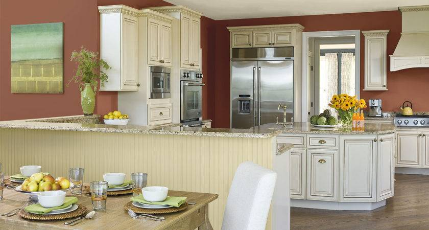 Tips Kitchen Color Ideas Midcityeast