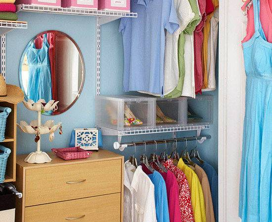 Tips Organizing Your Closet Decorating Files