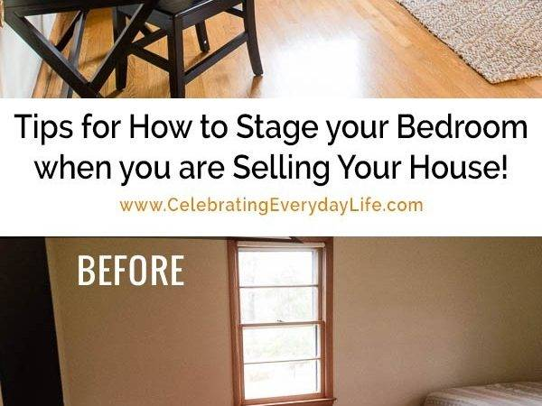 Tips Stage Bedroom Sell