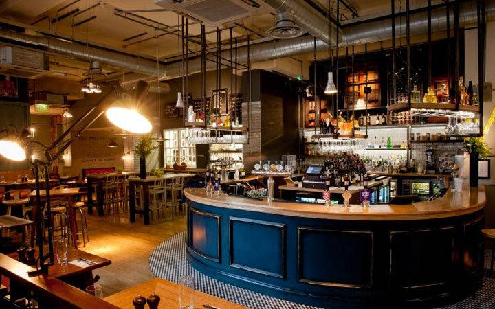 Tokenhouse Restaurant Bar Harrison London Retail