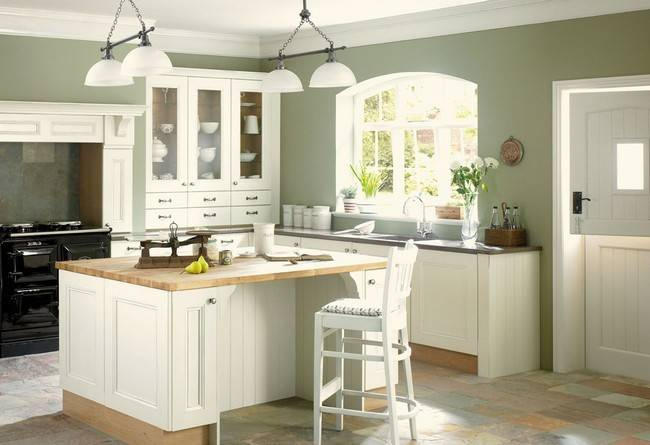 Top Kitchen Wall Colors White Cabinets Photos