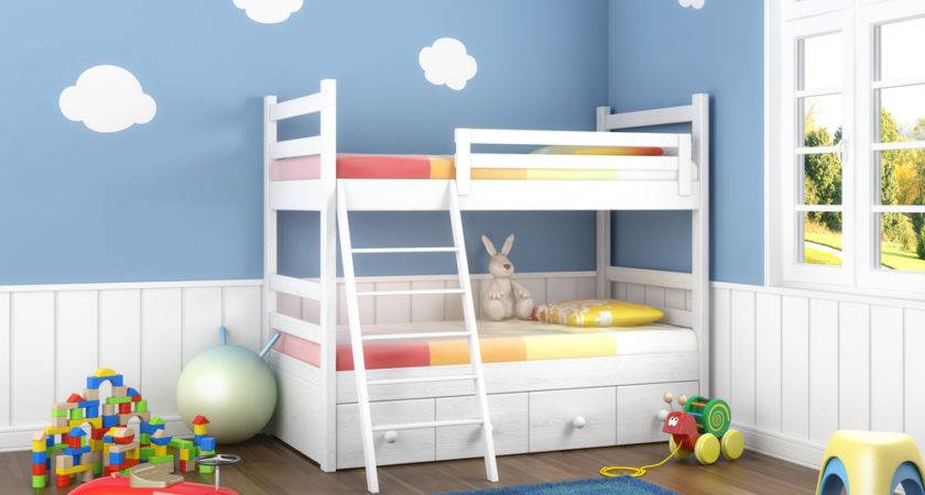 Top Small Bunk Beds Fit Kids Bedrooms