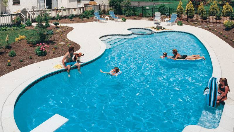 Top Swimming Pool Shapes Luxury Pools