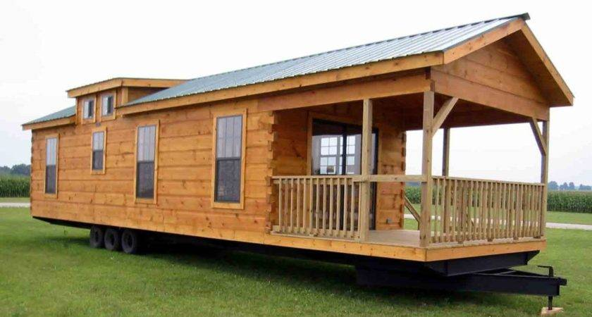 Top Tiny Houses Wheels Living Large Places