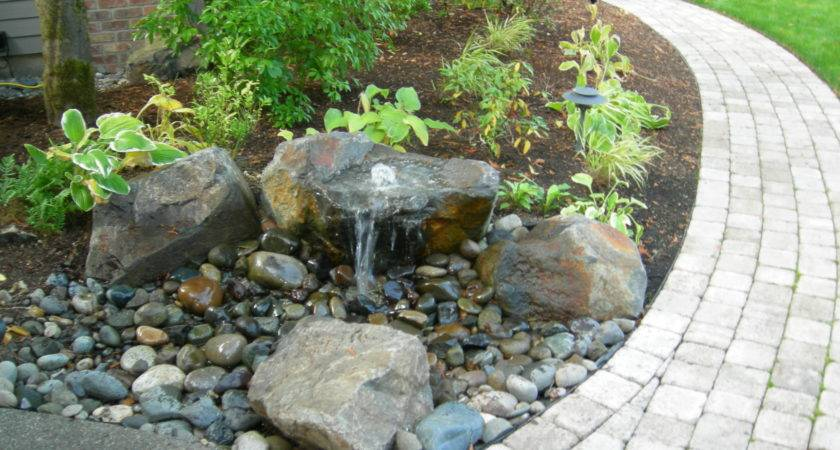 Top Water Feature Small Garden Lot More