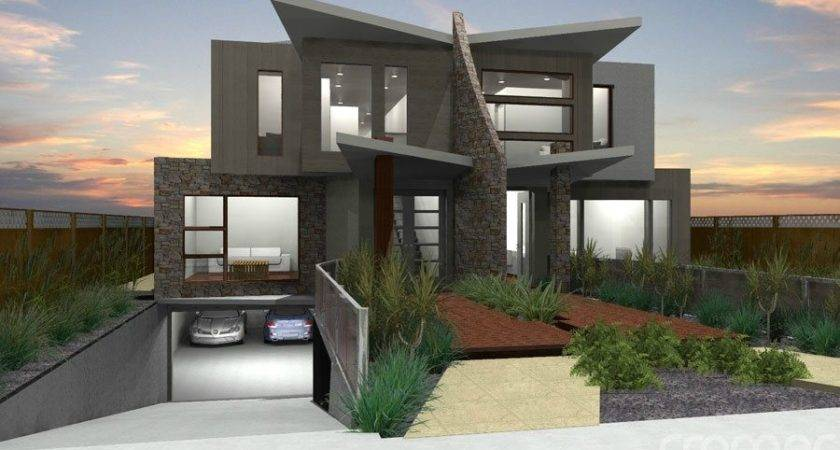 Townhouse Architects Melbourne Luxury Home Designers