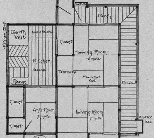 Traditional Japanese Home Plans Find House