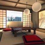 Traditional Japanese Interior Home Design Ayanahouse