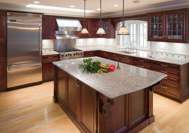 Traditional Kitchen Country