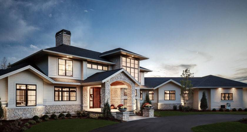 Traditional Meets Contemporary Sophisticated Michigan