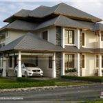 Traditional Modern Homes Designs House Design Ideas