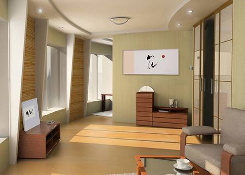 Tranquility Simplicity Japanese Interior Design