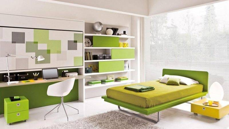 Transformable Kids Rooms Amazing Space Saving