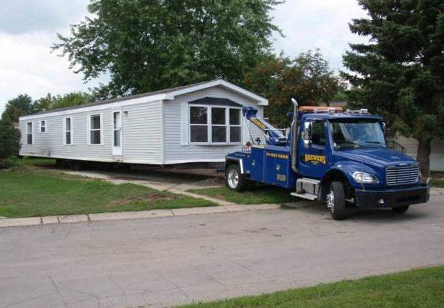 Transporting Mobile Home Find Right Mover