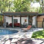 Travis Heights Guest House Modern Pool Austin