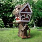 Tree House Kits Sale Architecture Wooden Treehouse