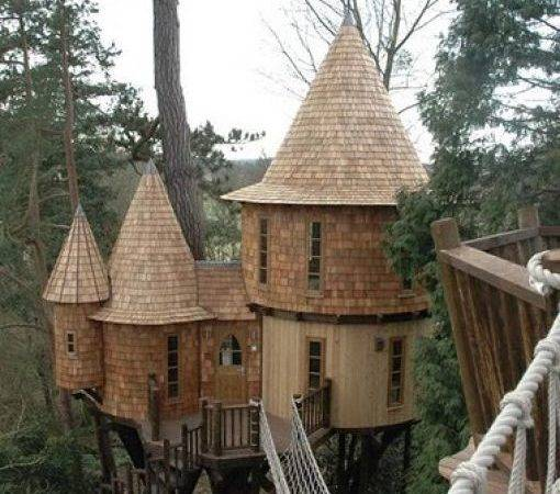 Tree Houses All Types