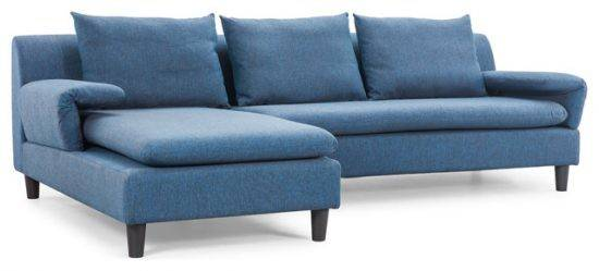 Trendy Blue Leather Sofas Bright Homes