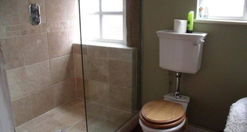 Trendy Walk Shower Small Bathroom Showers