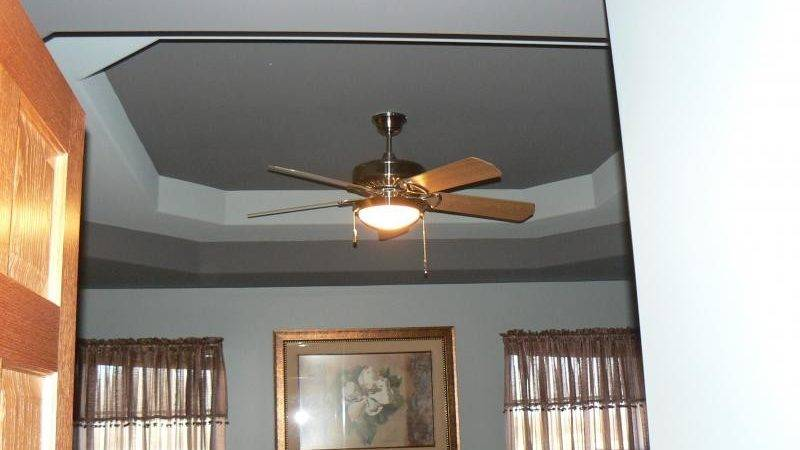 Trey Ceiling Paint Systems