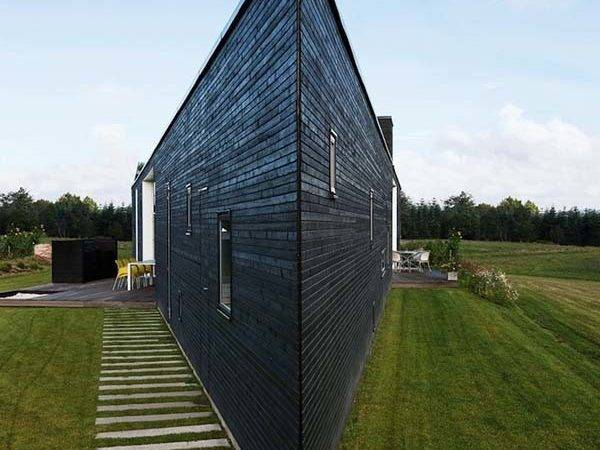 Triangular Home Denmark Young Happy