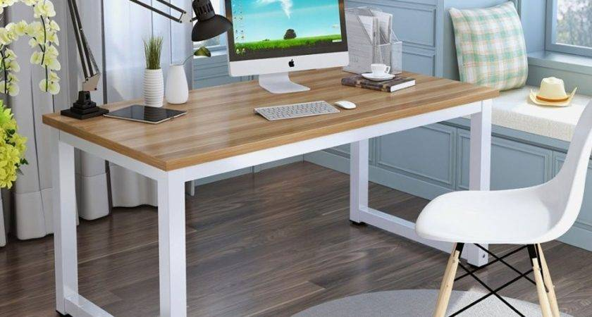 Tribesigns Computer Desk Office Modern Simple