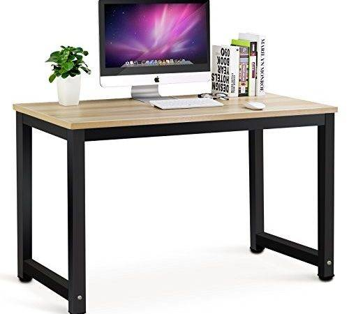 Tribesigns Modern Simple Style Computer Desk Laptop