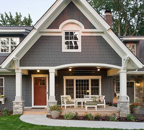 Tricks Choosing Exterior Paint Colors