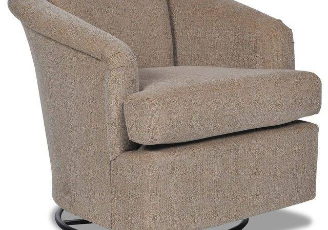 Tristan Swivel Glider Contemporary Nursing Chairs