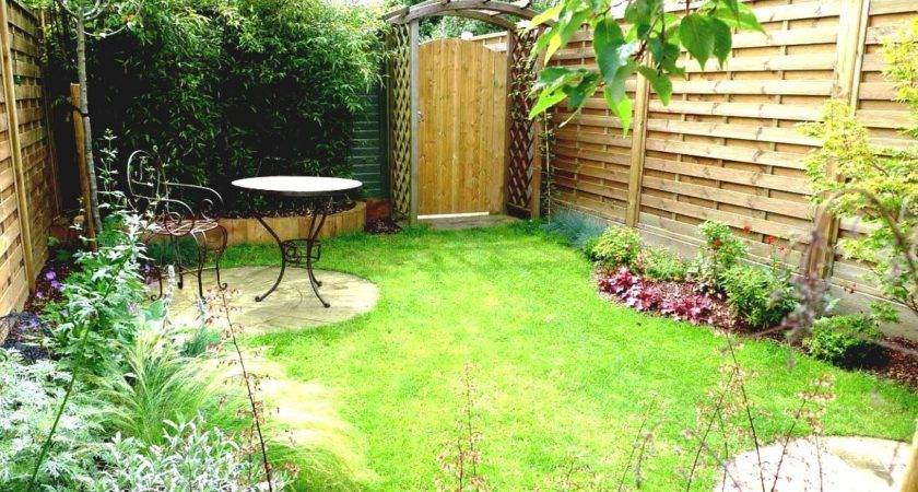 Triyae Simple Garden Ideas Backyard Various